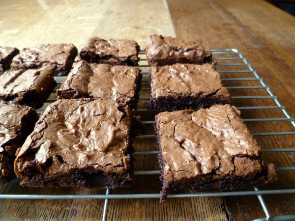 gluten Free, frugal, frugality, thrifty, brownies, chocolate