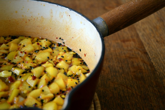 Recipe for Mango Chutney