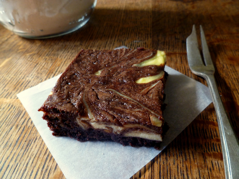 brownie, chocolate, frugal living, frugality, thrifty