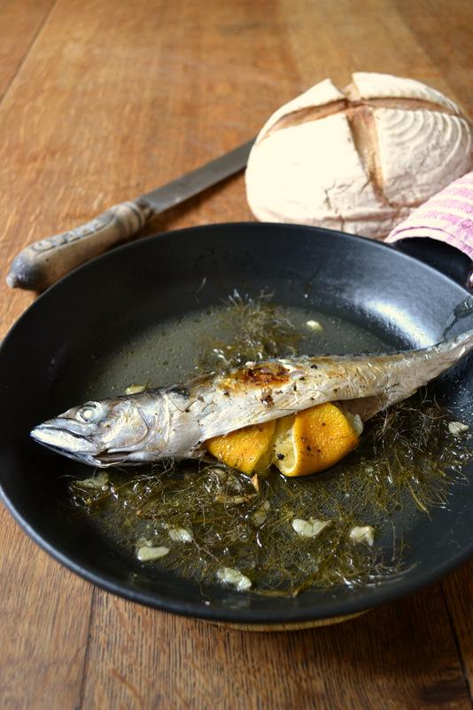 Baked Mackerel Recipe
