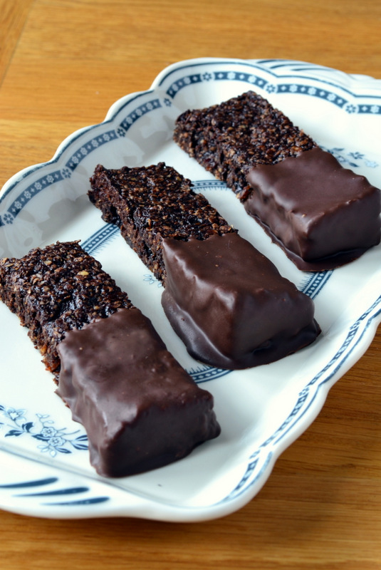 Double Chocolate Flapjacks Recipe