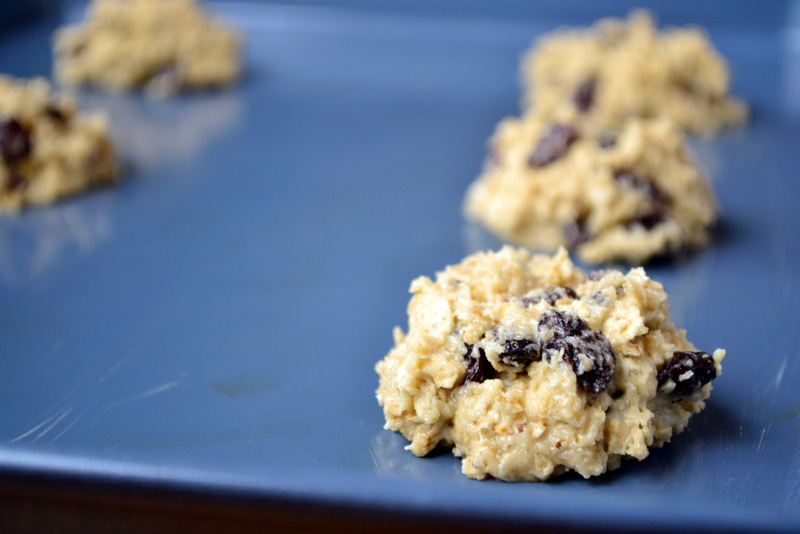 cookie dough frugal oats raisins