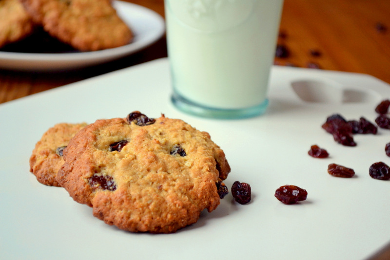 cookies raisins oats frugal