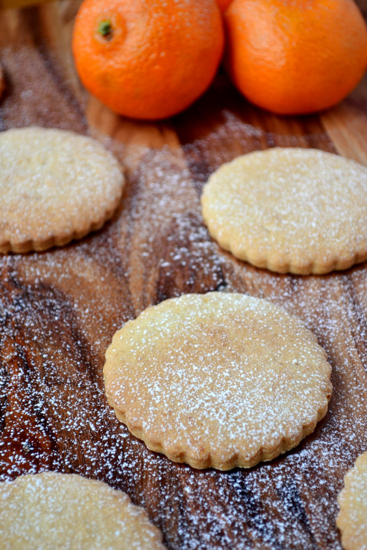 Frugal Christmas Spiced Biscuits