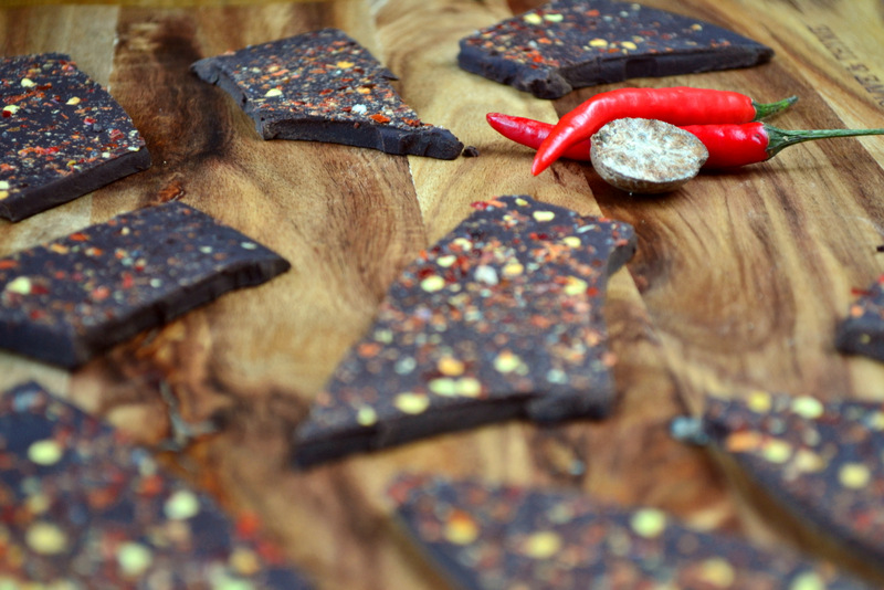 recipe dark chocolate bark