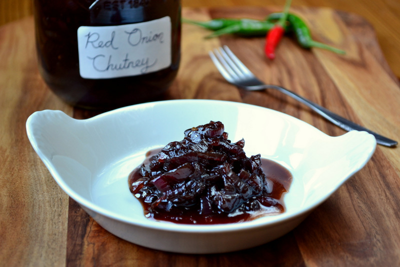 Red Onion Chutney Recipe