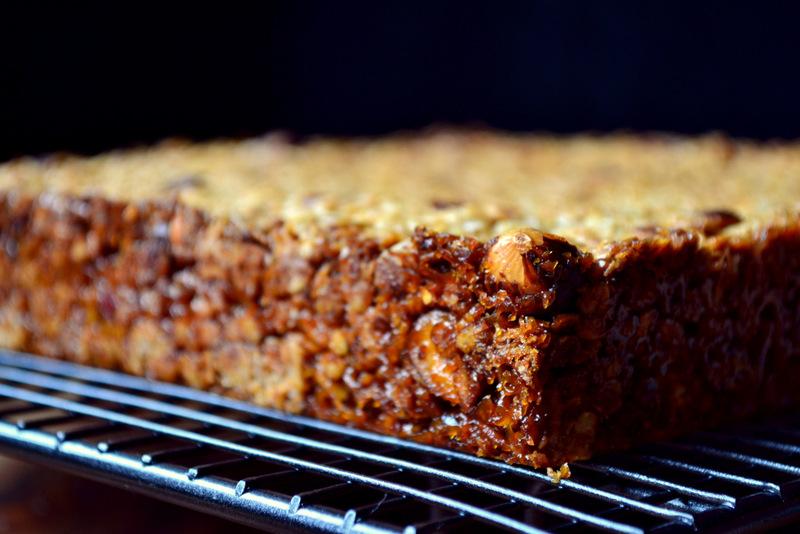 Hazelnut Cake Recipes Uk: Chocolate And Hazelnut Flapjacks - Frugalfeeding