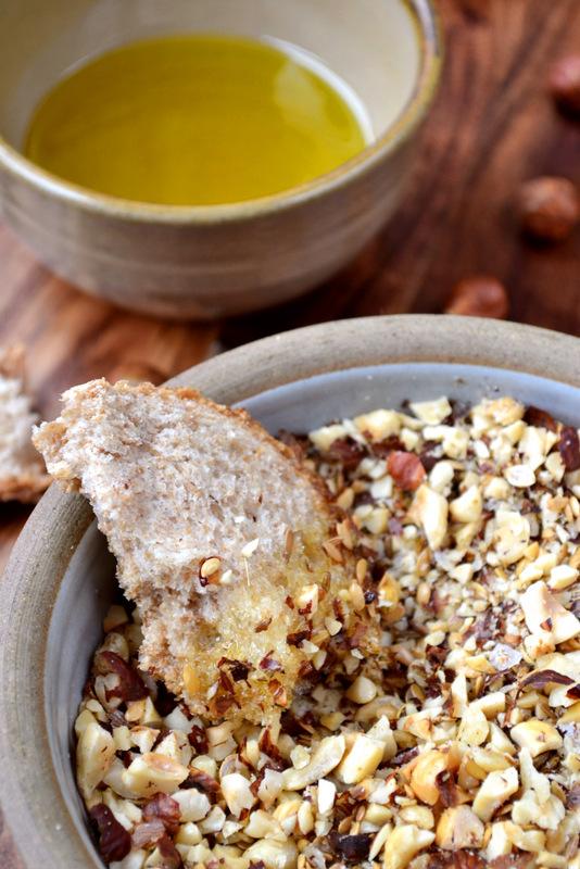 Hazelnut Dukkah Recipe