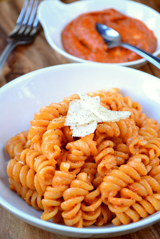 Red Pepper Pesto Recipe