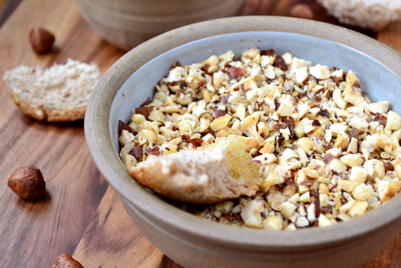 Hazelnut Dukkah Recipe