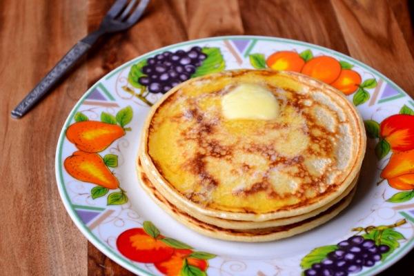 Sourdough Pancake Recipe